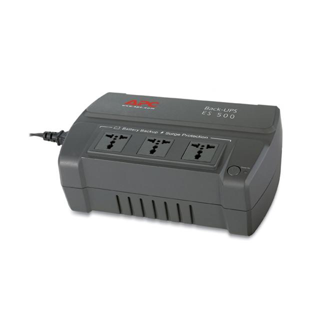 Bộ lưu điện UPS APC BE500R-AS – 500VA