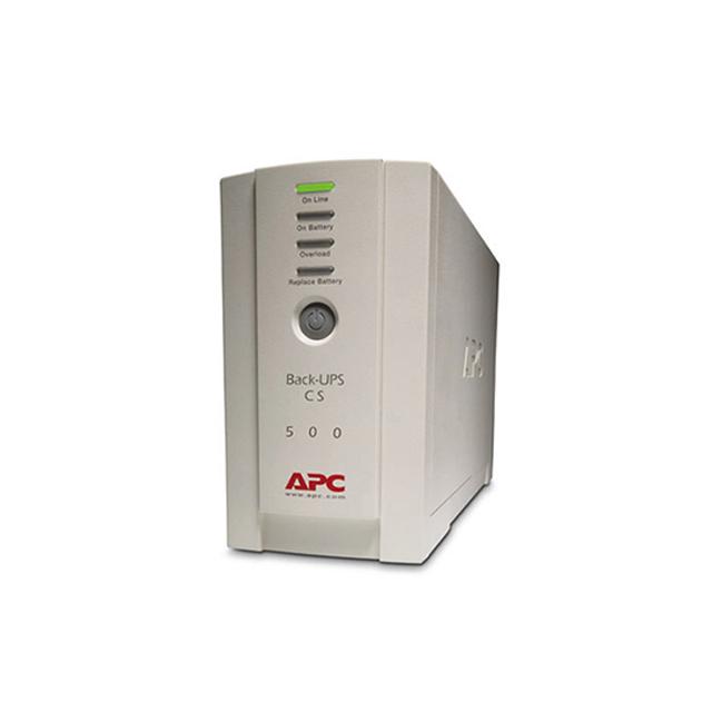 Bộ lưu điện UPS APC BK500EI-500VA