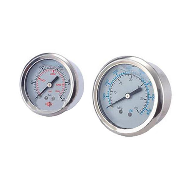 Đồng hồ đo áp lực máy rửa xe áp lực