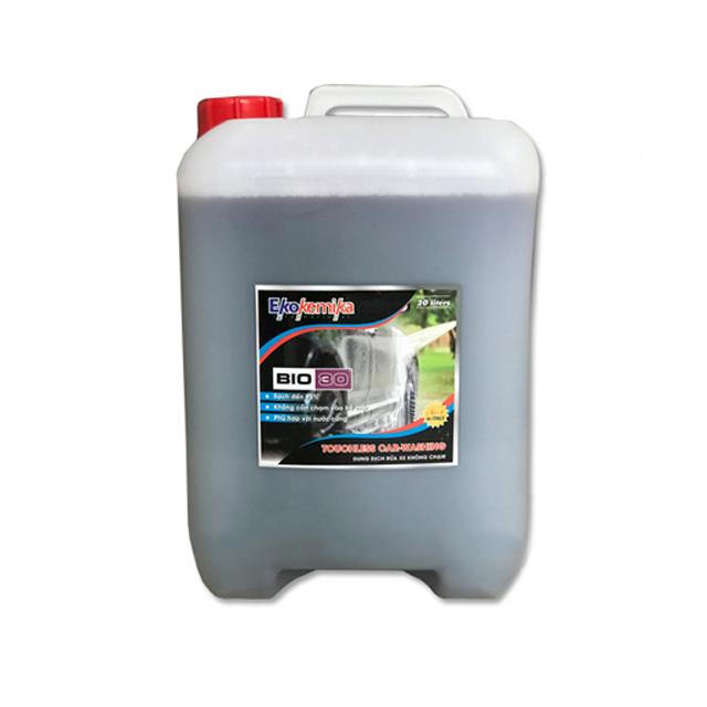 Dung dịch rửa xe không chạm Ekokemika BIO 30 – can 20L