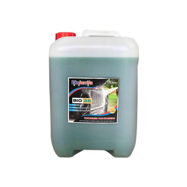 Dung dịch rửa xe không chạm Ekokemika BIO 35 – can 20L