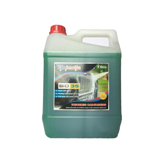 Dung dịch rửa xe không chạm Ekokemika BIO 35 – can 5L