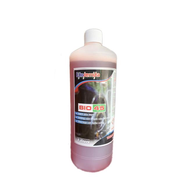 Dung dịch rửa xe không chạm Ekokemika BIO 45 – can 1L