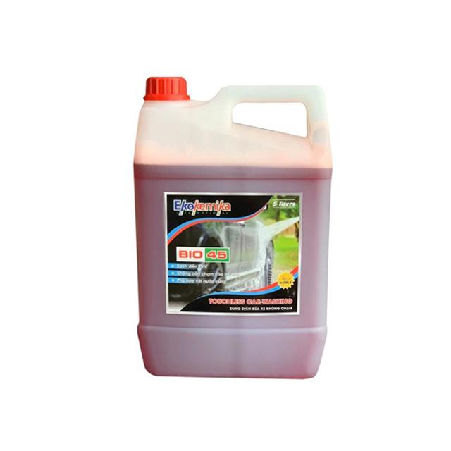 Dung dịch rửa xe không chạm Ekokemika BIO 45 – can 5L