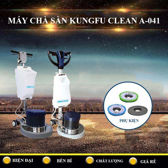 Model chà sàn Kungfu Clean A-041