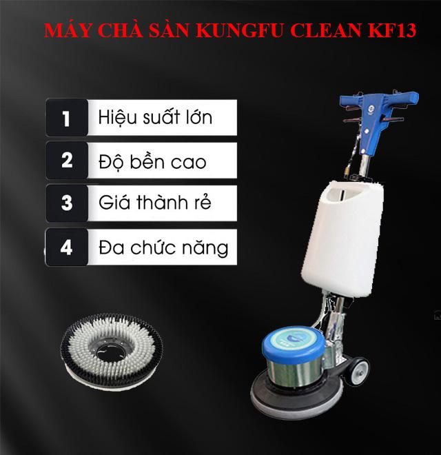 Model Kungfu Clean KF13