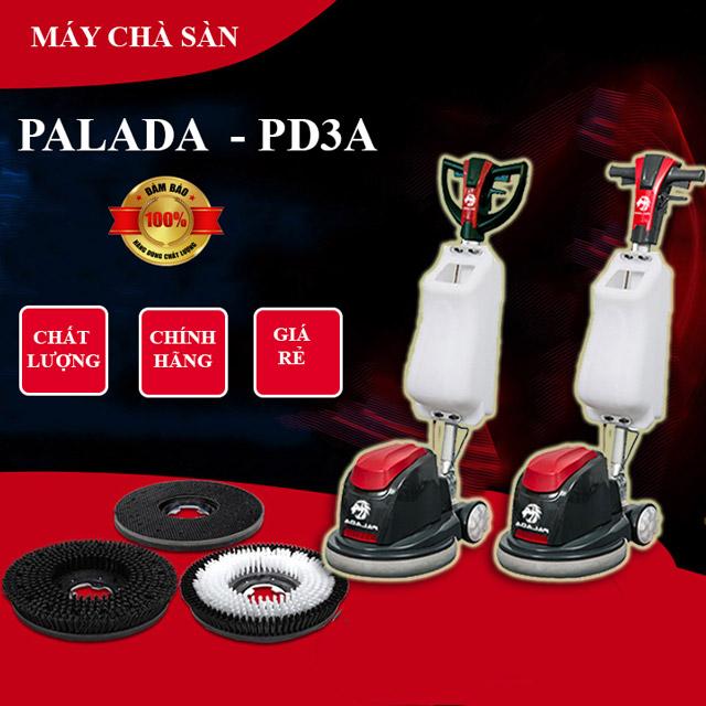 Máy chà sàn Palada PD3A - Sự lựa chọn hàng đầu của người doanh nghiệp