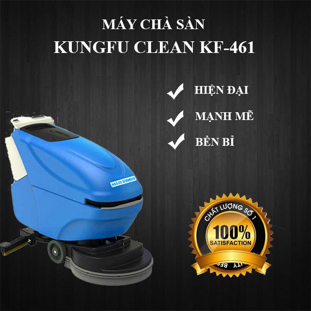 Model chà sàn liên hợp Kungfu Clean KF-461