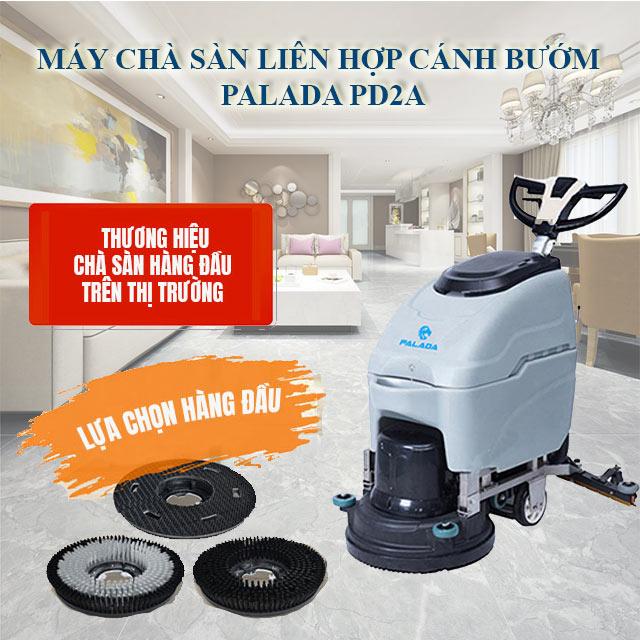 Palada PD2A - Sự lựa chọn hàng đầu của người dùng