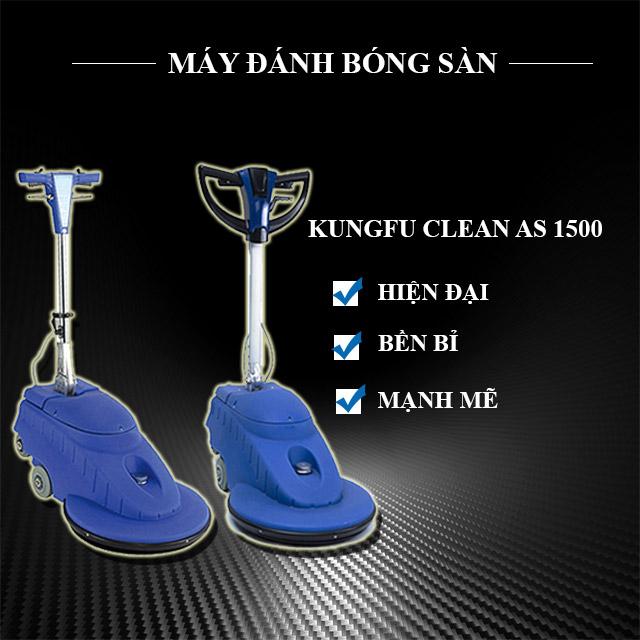 Model đánh bóng sàn Kungfu Clean AS-1500