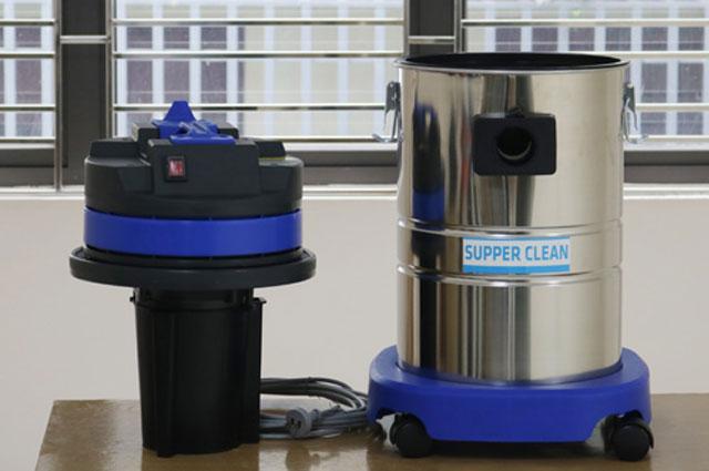 Máy hút bụi công nghiệp Supper Clean SC30