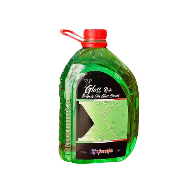 Nước rửa kính Ekokemika Xglass Classic Cleaner can 3,2L
