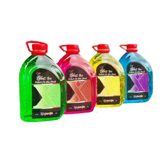 Nước rửa kính Ekokemika Xglass can 3.2L