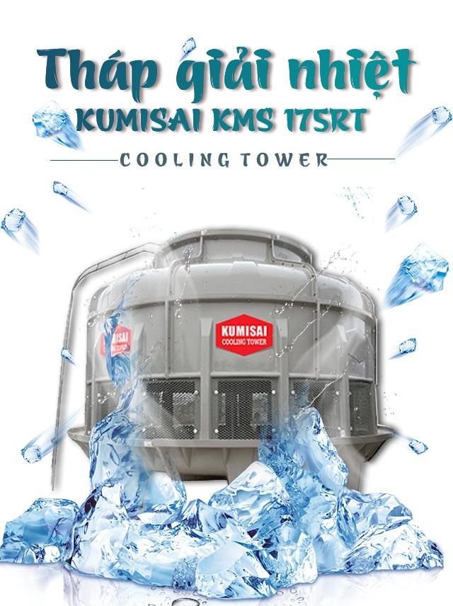 Tháp giải nhiệt Kumisai KMS 175RT