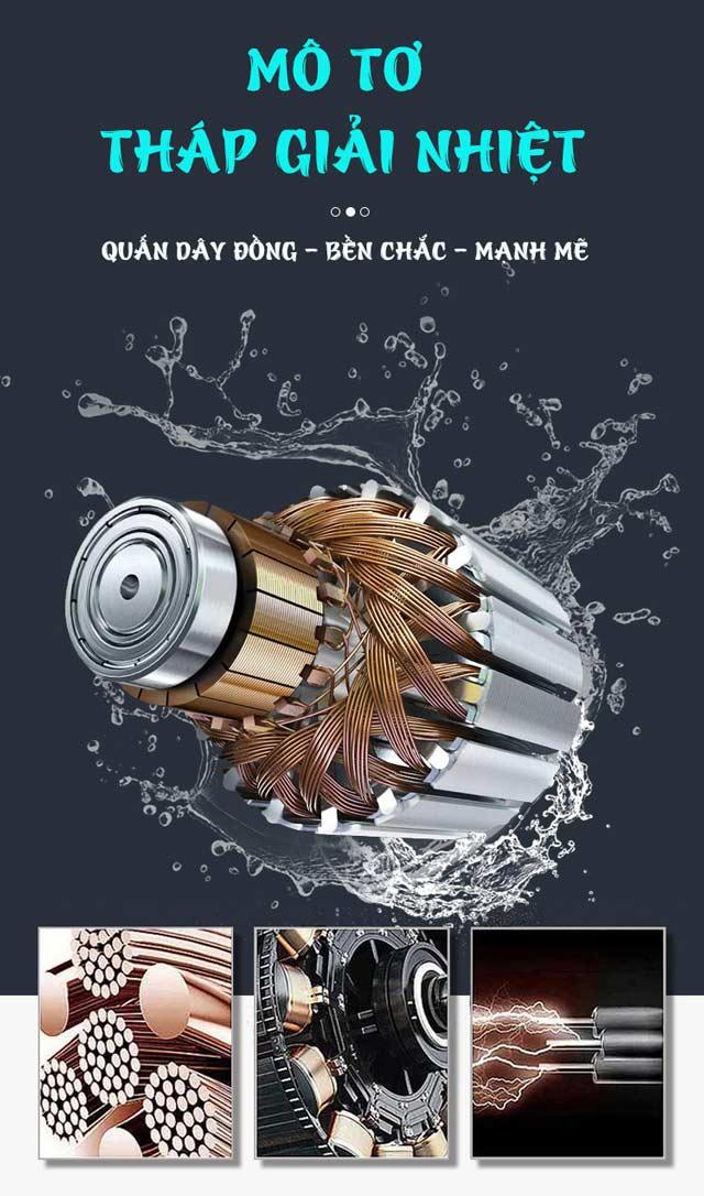 Tháp giải nhiệt nước Kumisai KMS 200RT 4Cell