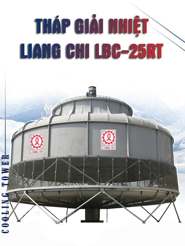 Tháp giảm nhiệt Liang Chi LBC-25RT