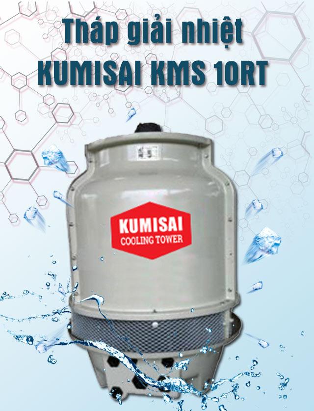 Tháp hạ nhiệt Kumisai KMS 10Rt