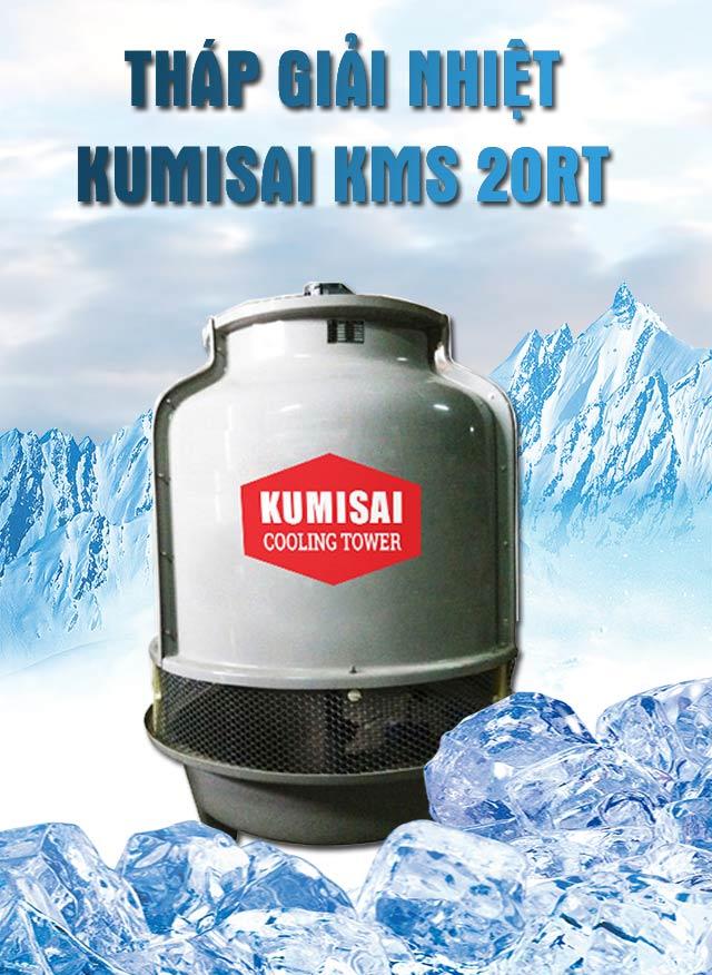 Tháp hạn hiệt Kumisai KMS 20RT