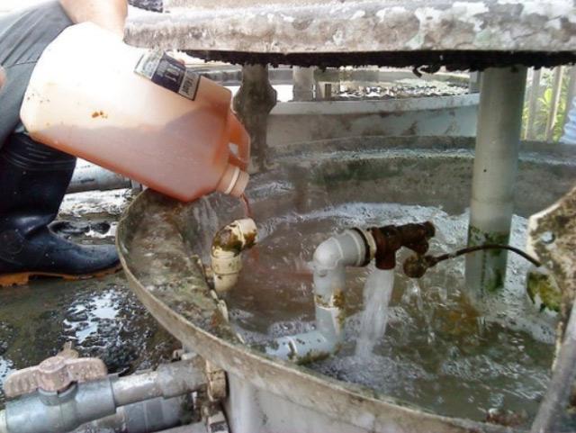 Tháp hạ nhiệt nước Kumisai KMS 10RT