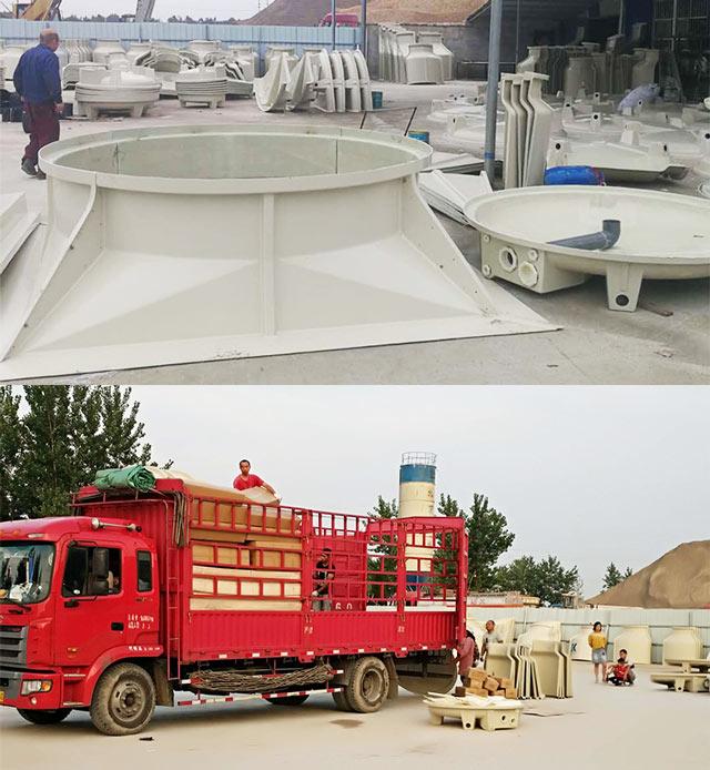 Tháp hạ nhiệt nước Liang Chi LBC-60RT