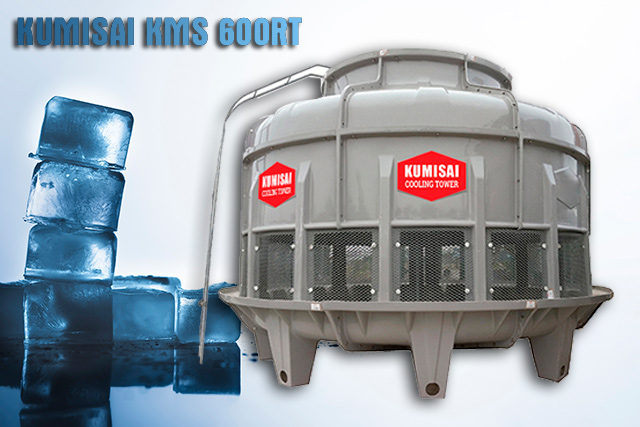 Tháp gtản nhiệt nước Kumisai KMS 600RT
