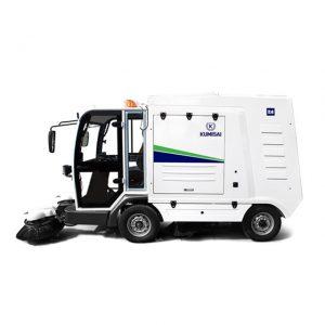 Xe quét rác Kumisai KMS-S2000