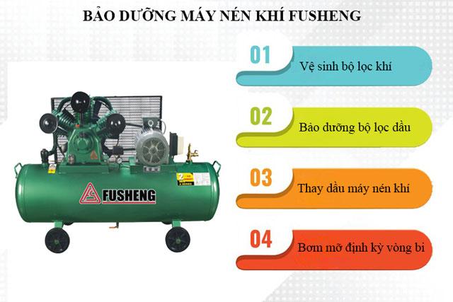 Bảo dưỡng, vệ sinh máy định kỳ để đảm bảo hiệu quả hoạt động