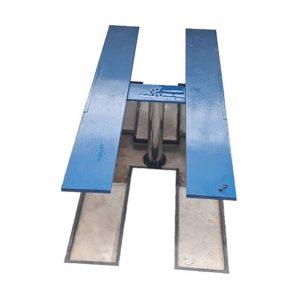 Cầu nâng 1 trụ Ấn Độ - Bàn âm