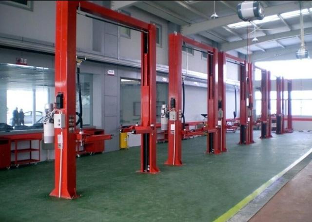 Cầu nâng ô tô 2 trụ thủy lực Autolift ALT 40FA