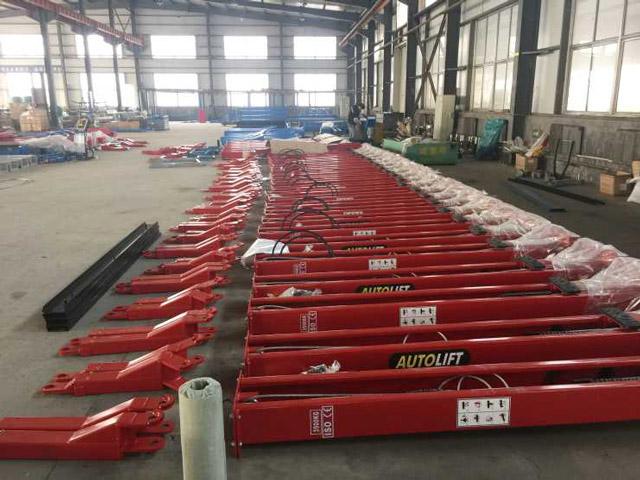 Cầu nâng ô tô 2 trụ thủy lực Autolift ALT40F