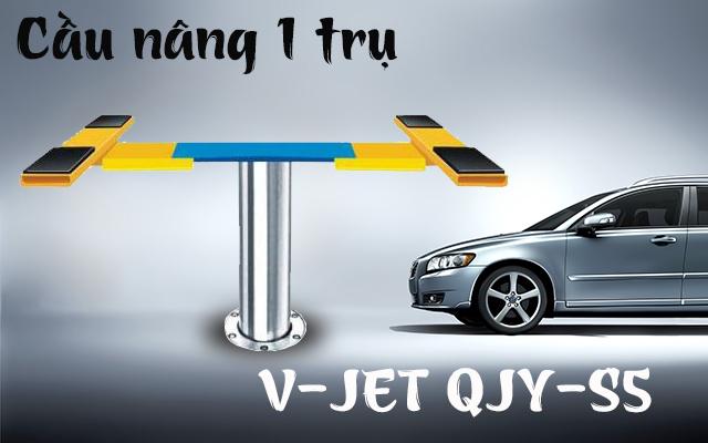 Cầu nâng sủa xe oto V-JET QJY-S5