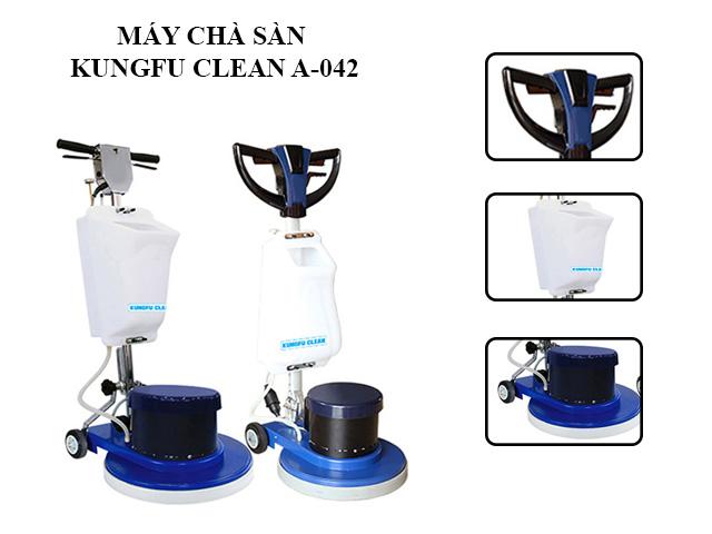 Cấu tạo model chà sàn Kungfu Clean A-042