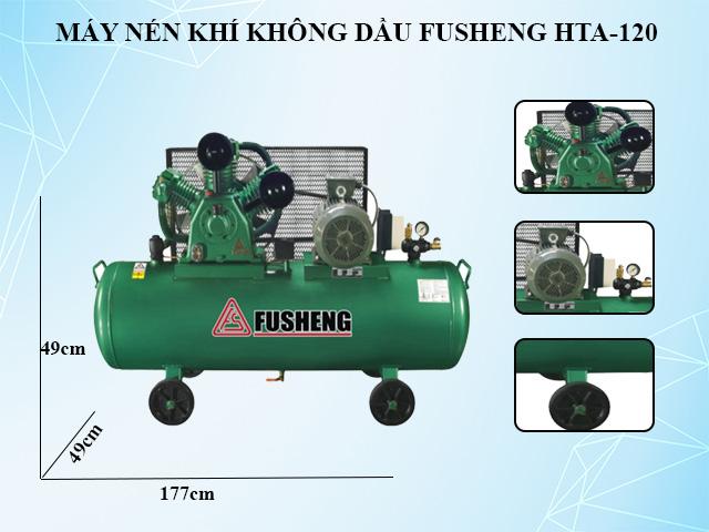Fusheng HTA-120 - Kích thước nhỏ gọn, thiết kế hiện đại
