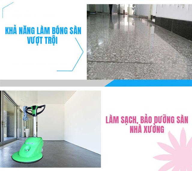 Chức năng model Kungfu Clean KF-1500