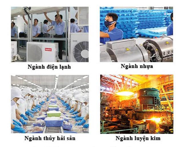 Ứng dụng của tháp giải nhiệt trong các ngành công nghiệp