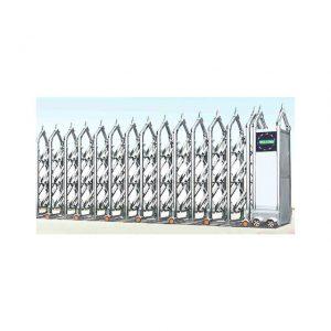 Cổng xếp inox TC-J8928