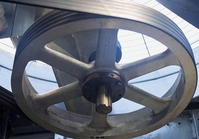 Dây đai tháp giảm nhiệt