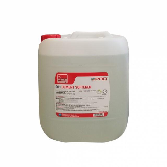 Hóa chất Cement Softener