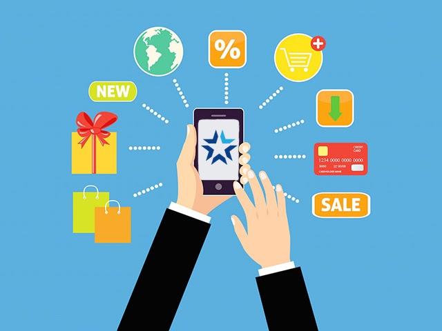 Thương mại điện tử thúc đẩy hình thức kinh doanh online phát triển