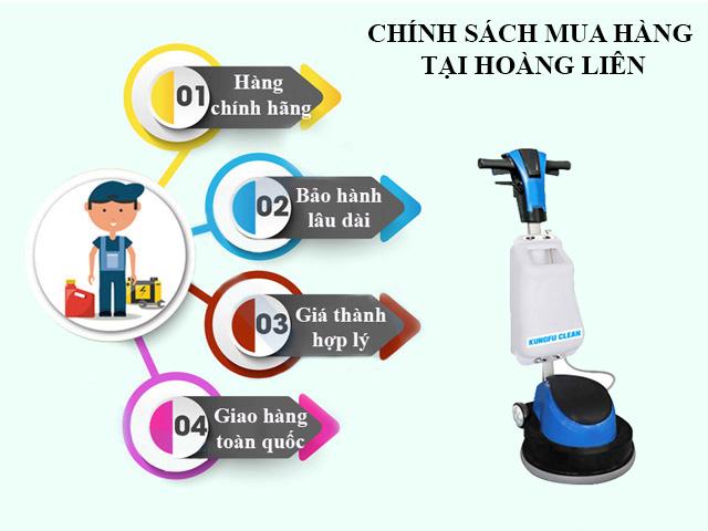 Mua máy lau sàn Kungfu Clean BD2AE ở đâu?