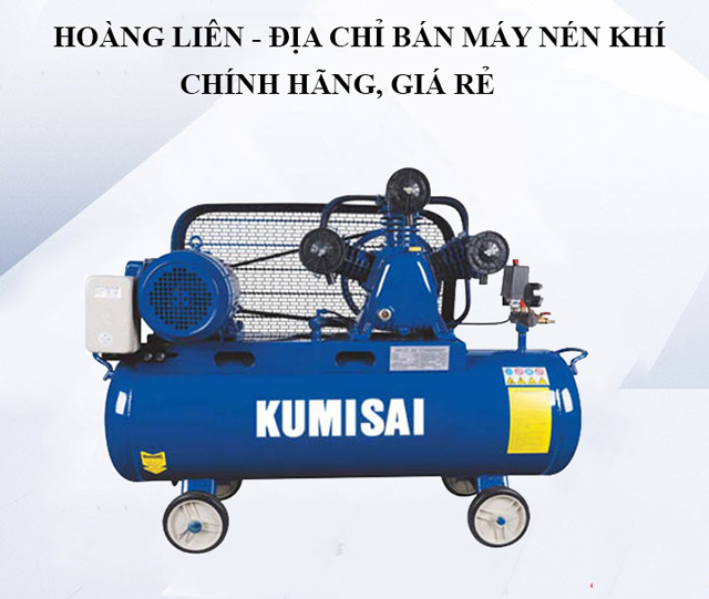 Hoàng Liên - Địa chỉ cung cấp máy bơm khí nén giá rẻ