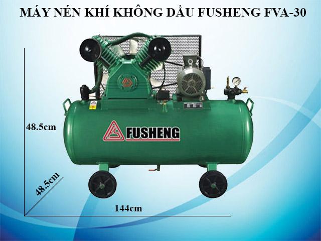 Fusheng FVA-30 - Thiết kế nhỏ gọn, hiện đại