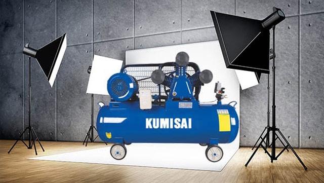 Kumisai - Thương hiệu máy nén khí chất lượng, giá rẻ