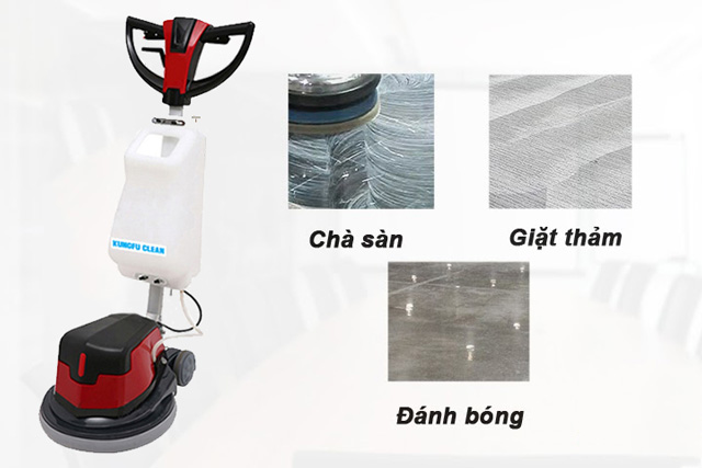 Tiêu chí lựa chọn máy chà sàn công nghiệp phù hợp