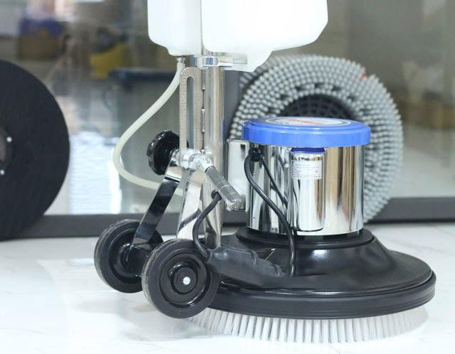Lưu ý khi sử dụng thiết bị chà sàn Kungfu Clean