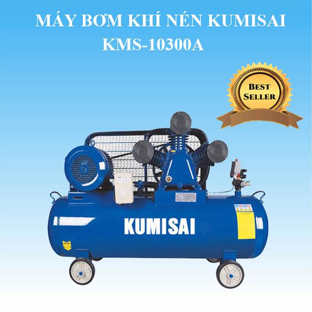 Model máy bơm khí nén Kumisai KMS-10300A