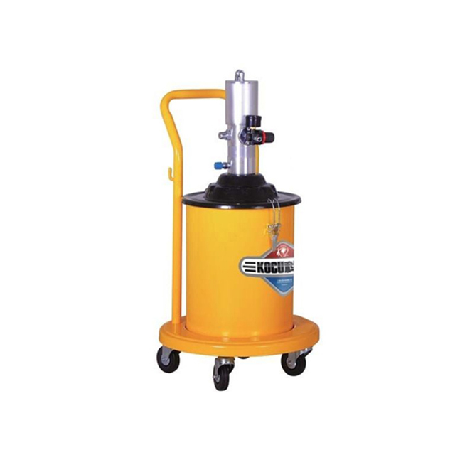 Máy bơm mỡ khí nén Kocu GZ-150 (20 lít)