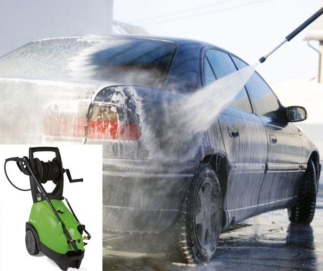 máy xịt rửa xe cao áp IPC PW-C40 1 pha
