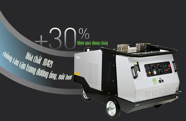 Máy bơm rửa xe nước nóng IPC TWOCK-H D2030PI T