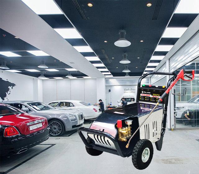 Máy bơm rửa xe 15M26-3.7S2
